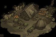 Gatherers hut 01