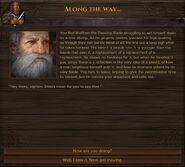 Aging Swordmaster 1