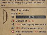 Wonky Bow