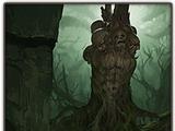 Grotesque Tree