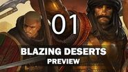 Blazing Deserts Preview Part 1