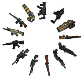 Main Weapons