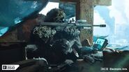 Battlefield 2042 Wikus Casper Van Daele Lore