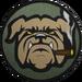Bulldog Emblem