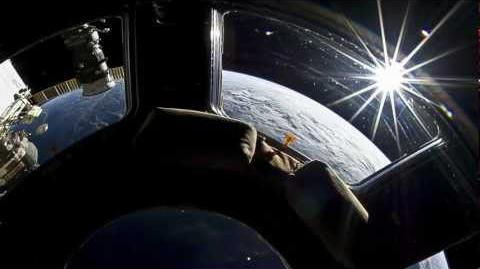 Earth seen from Space (TimeLapse HD 1080p)