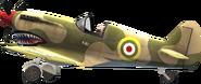 Royal Plane side