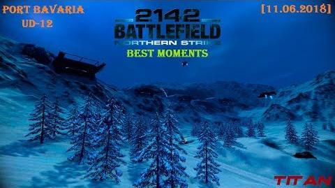 Battlefield 2142 Titan Alliance – Port Bavaria Мультиплеер (11 июня 2018)