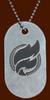 Battlefield V Firestorm Commander Dog Tag