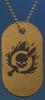 New BFV Firestorm Veteran Dog Tag