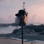 Battlefield 1 British Empire Turning Tides Sniper Decoy