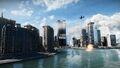 Battlefield 4 Siege of Shanghai Screenshot (from river)
