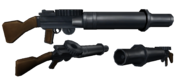 BFH Royal Machinegun Render