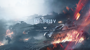 Battlefield V Lightning Strikes Key Art