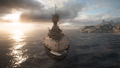 BF1 Dreadnought Stern
