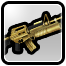 BFH Golden M16-203 Battle Rifle