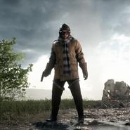 Battlefield 1 British Empire Pilot Squad