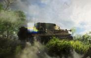 Tiger tank.BF5 reveal