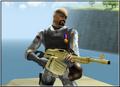BFH Golden PKM Gunner