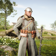 Battlefield 1 German Empire Support
