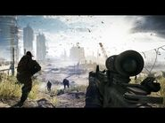 """Battlefield 4- Official 17 Minutes """"Fishing in Baku"""" Gameplay Reveal"""