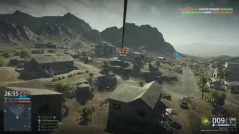 Battlefield Hardline Gameplay - Conquest on Dustbowl-0