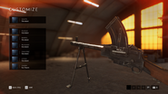 Battlefield V Madsen MG Customization