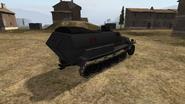 Hanomag ITA Livery Rear BF1942