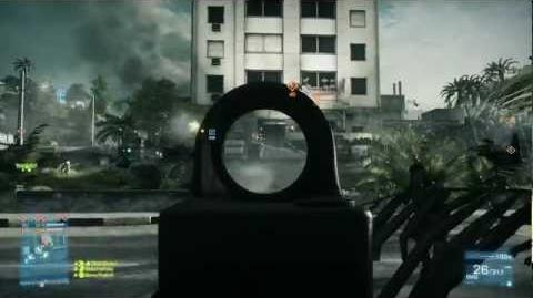 Battlefield 3 Sharqi Peninsula