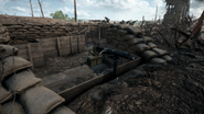 BF1 Maxim MG Pintle Front