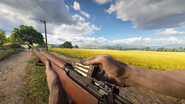 BFV Jungle Carbine Reloading Full