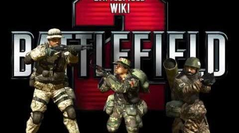 Battlefield 2 - Son Carabine M4