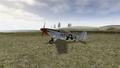 P-51 left view.BF1942