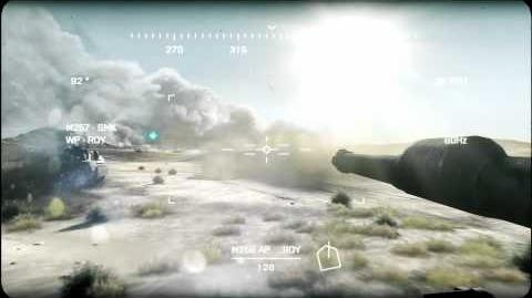 Battlefield 3 - Thunder Run Gameplay Trailer E3 2011 - 1080p