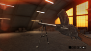 Battlefield V Madsen MG The Company 1