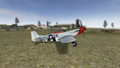 P-51 right view.BF1942
