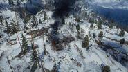 Łupków Pass Wreckage 01