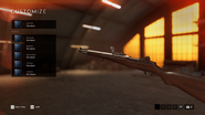 Battlefield V M1 Garand Customization