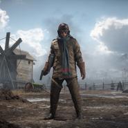 Battlefield 1 Russian Empire Pilot Squad