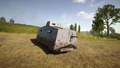 BF1 A7V Flamethrower Front