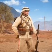 Battlefield 1 Ottoman Empire Support