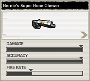 BFH Bernie's Super Bone Chewer Stats