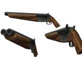 Double-Barrel Shotgun/Heroes
