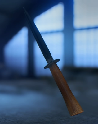 Knife/Battlefield V