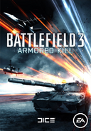 Battlefield 3 Siły pancerne (okładka)