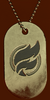 Battlefield V Firestorm Master Dog Tag
