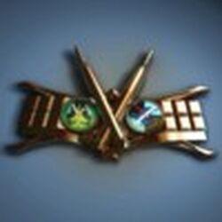 Battlefield 2 Badges