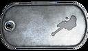FIM-92 Stinger Proficiency Dog Tag