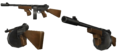 BFH Royal Super Submachine Gun Render