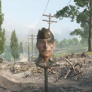 Battlefield 1 United States Sniper Decoy