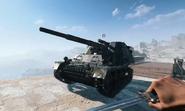 BF5 Hummel In-game